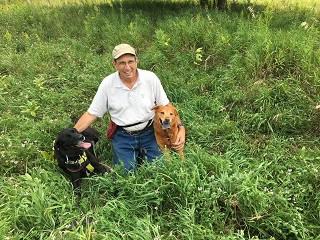 6 month dog trainer professional training program with Steve Benjamin