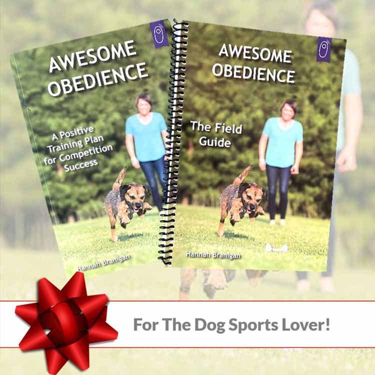 For the Dog Sports Lover